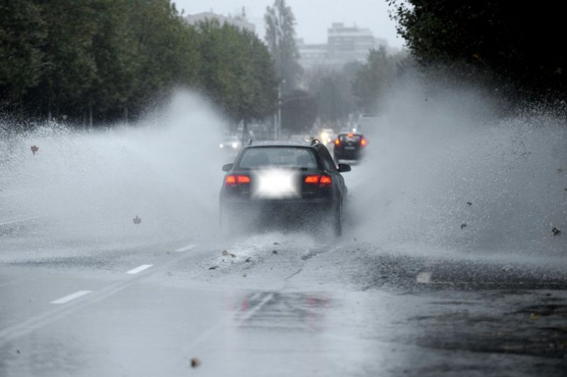 ANPC alerta para fenómenos extremos de vento, chuva, neve e agitação marítima