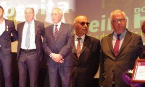 Oliveira do Hospital distinguiu Carlos Martins e Dulce Pássaro com Medalha de Ouro