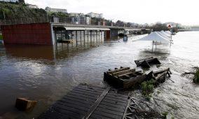 Coimbra prepara intervenção de cerca de oito milhões no rio Mondego
