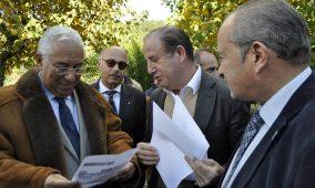 Autarca de Oliveira do Hospital reivindicou IC6 e arranjo das EN 17 e 230 a António Costa