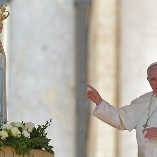 Papa Francisco só visitará Fátima na visita a Portugal