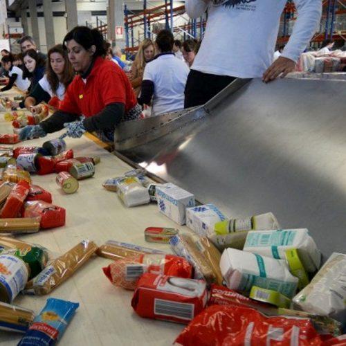 Campanha do Banco Alimentar começa hoje com vales e internet (com vídeo)
