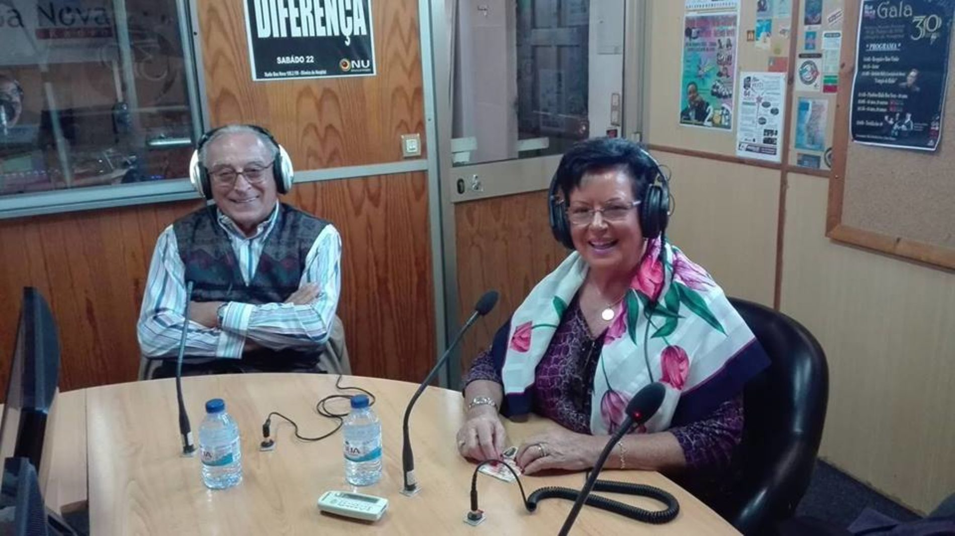 """""""Nós as Mulheres"""" com Salvador e Odete Nunes"""