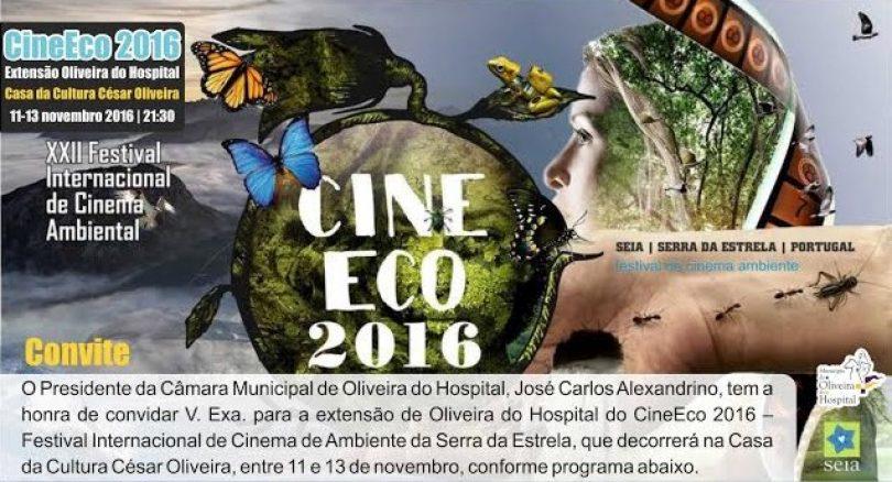 Oliveira do Hospital recebe extensão do Cine'Eco
