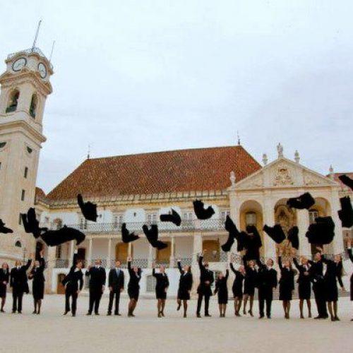 Covid-19: Universidade de Coimbra suspende aulas