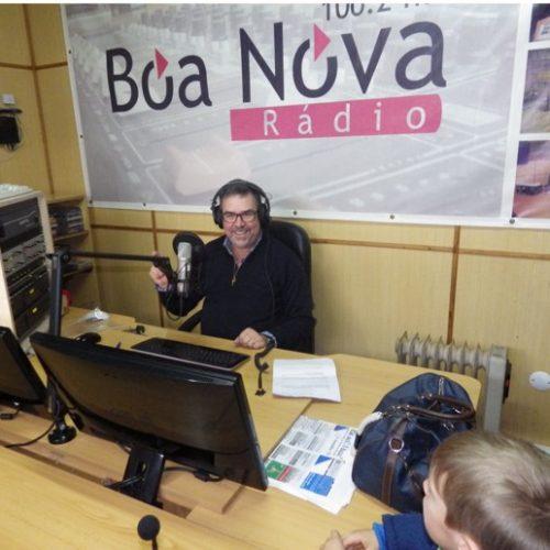 Hora da Criança estreou hoje na Rádio Boa Nova