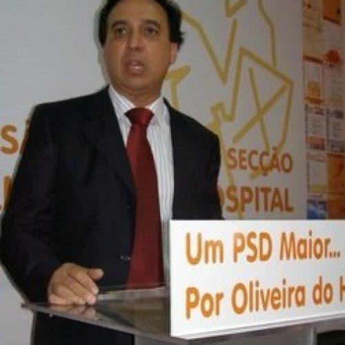 José Carlos Mendes afasta cenário de candidatura à Câmara de Oliveira do Hospital