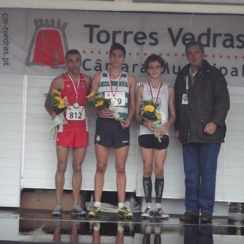 Maratona Clube Vila Chã disputou Cross e Corta Mato em Torres Vedras