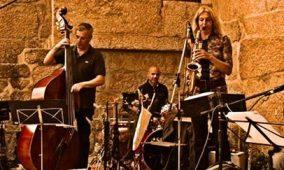 MenatJazz Ensemble na Casa da Cultura César Oliveira