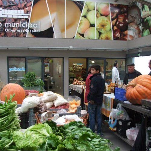 """Amanhã, dia 12, é dia """"Da Nossa Terra"""" no mercado de Oliveira do Hospital"""