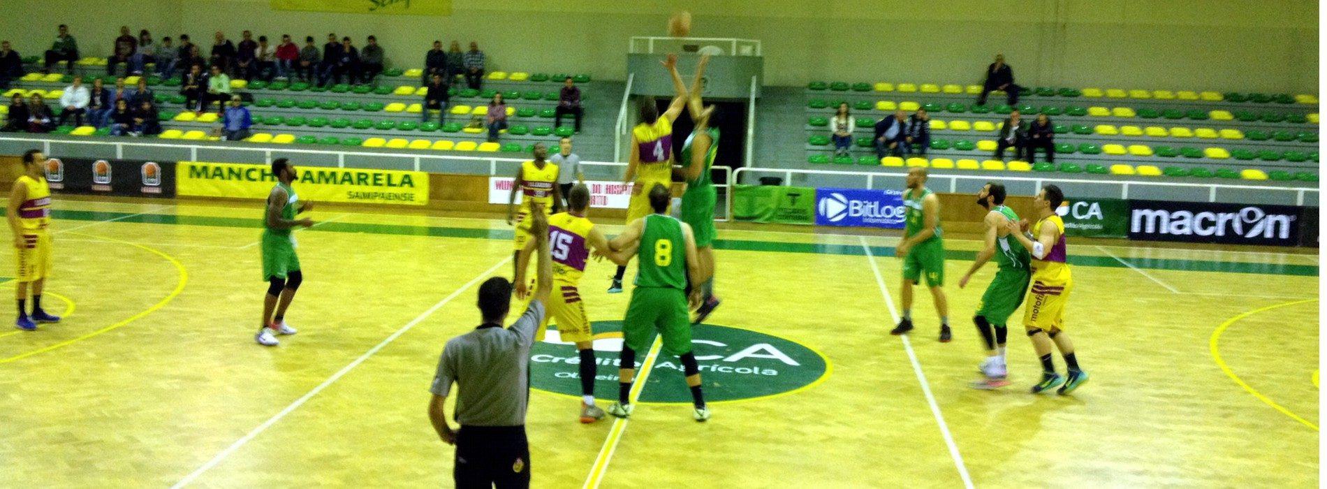 Sampaense Basket perde frente ao Illiabum (73-87) e continua sem vencer na LPB Placard.