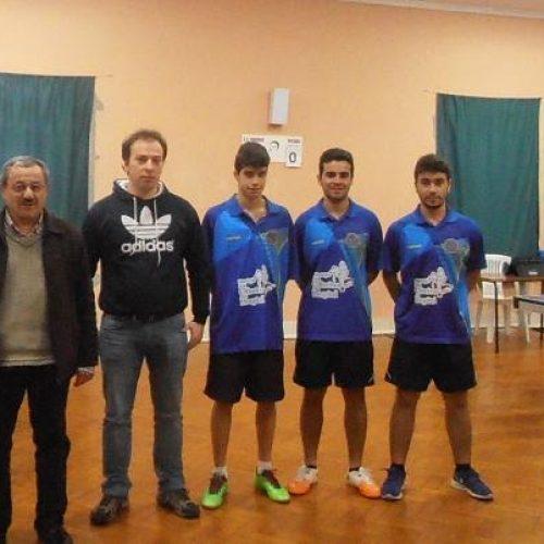 CCPOH em 7º lugar no campeonato nacional