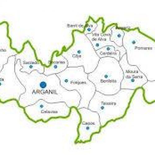 """Arganil candidata 10 aldeias às """"7 Maravilhas"""""""
