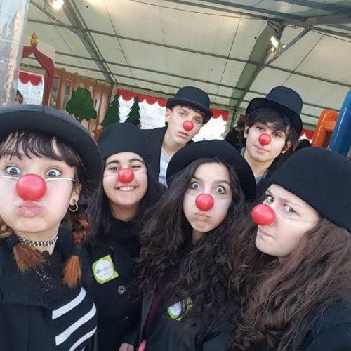 Eptoliva comemora Natal dos 25 anos com a comunidade
