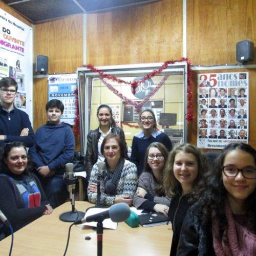 """""""A Escola e o Meio"""" na Rádio Boa Nova.  A não perder este sábado"""