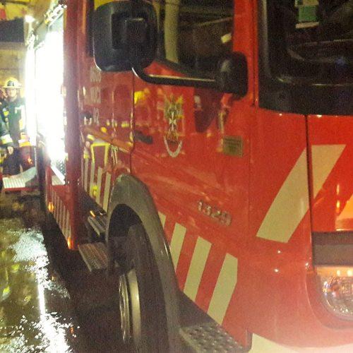 Incêndio na fábrica de aglomerado do Grupo Sonae, sem danos pessoais