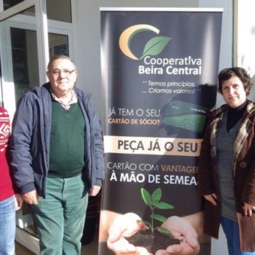 Cooperativa Beira Central lança cartão para atrair mais sócios às lojas agrícolas
