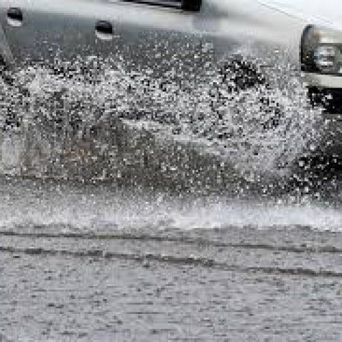 Sertã: Chuva torrencial causa derrocadas e queda de árvore