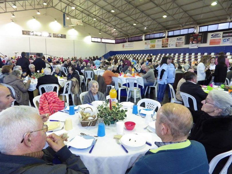 Encontro sénior juntou 450 idosos em Oliveira do Hospital