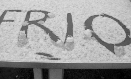 Semana inicia com descida de temperatura. GNR deixa conselhos devido ao frio