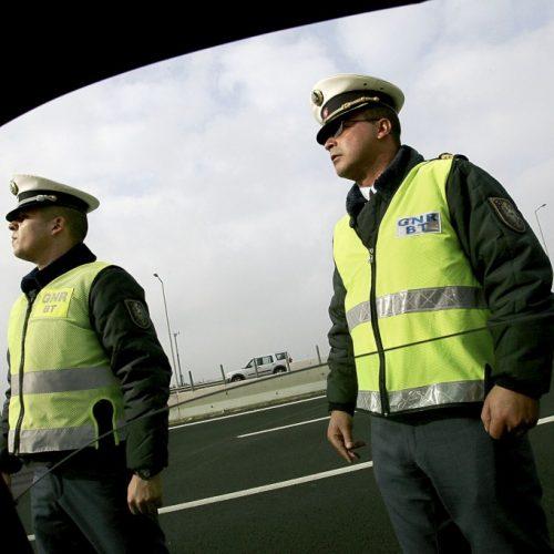 GNR volta a intensificar a fiscalização nas estradas
