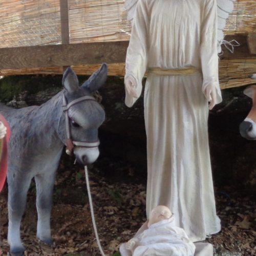 Mega Presépio dá vida ao Natal na localidade de Gramaços