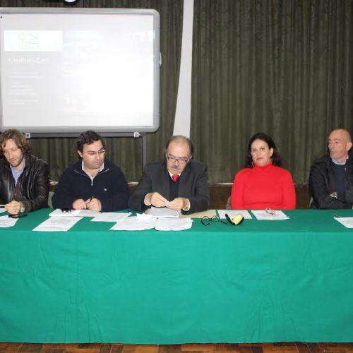 Miguel Ventura toma posse para mais um mandato na liderança da Adiber