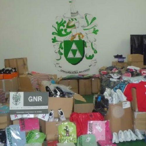 GNR da Guarda vai distribuir vestuário e calçado a instituições
