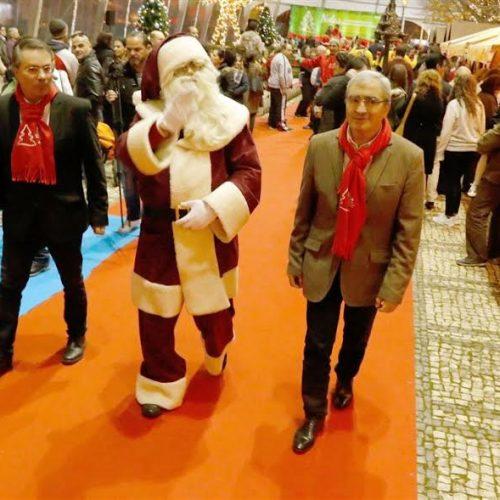 """Mercado de Natal em Nelas resultou num """"sucesso"""""""