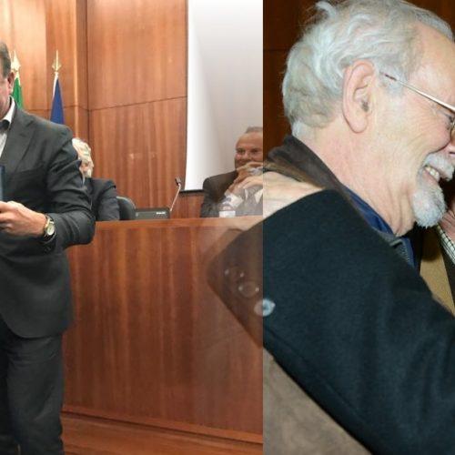 António Simões Saraiva foi homenageado pela CIM da Região de Coimbra