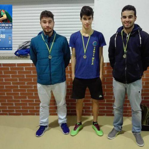 Ténis de Mesa: jovens do CCPOH em evidência no 5º Torneio de Tábua