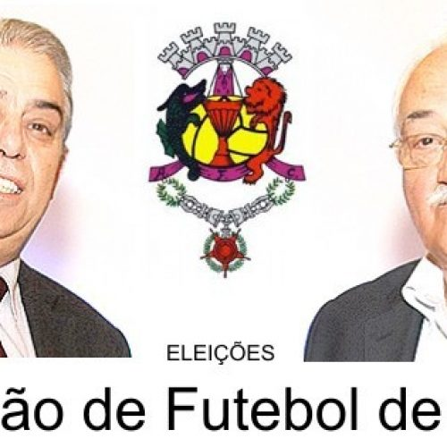 As Eleições na Associação de Futebol de Coimbra voltam a ser suspensas.