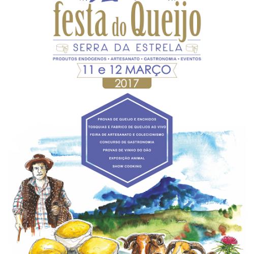 Estão abertas as inscrições para a Feira do Queijo Serra da Estrela de Oliveira do Hospital