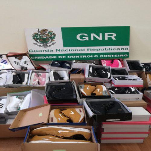 GNR apreendeu material contrafeito na Figueira da Foz
