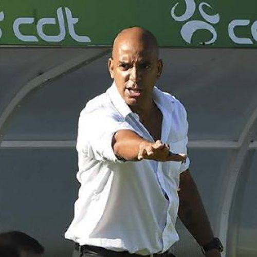 Pepa é o novo treinador no Tondela