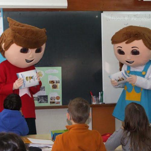 Alunos de Oliveira do Hospital participam em Programa Empreendedorismo nas Escolas
