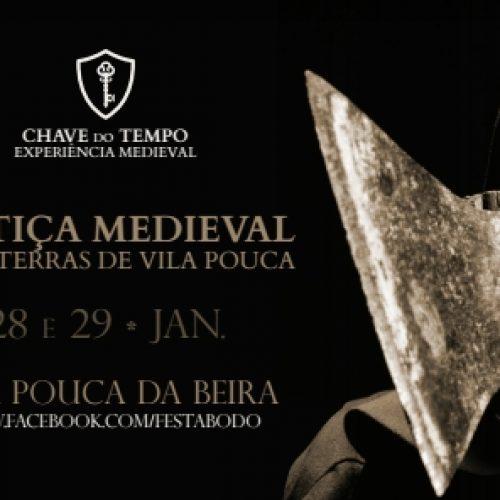 """Festa do Bodo com """"Justiça Medieval por Terras de Vila Pouca"""""""