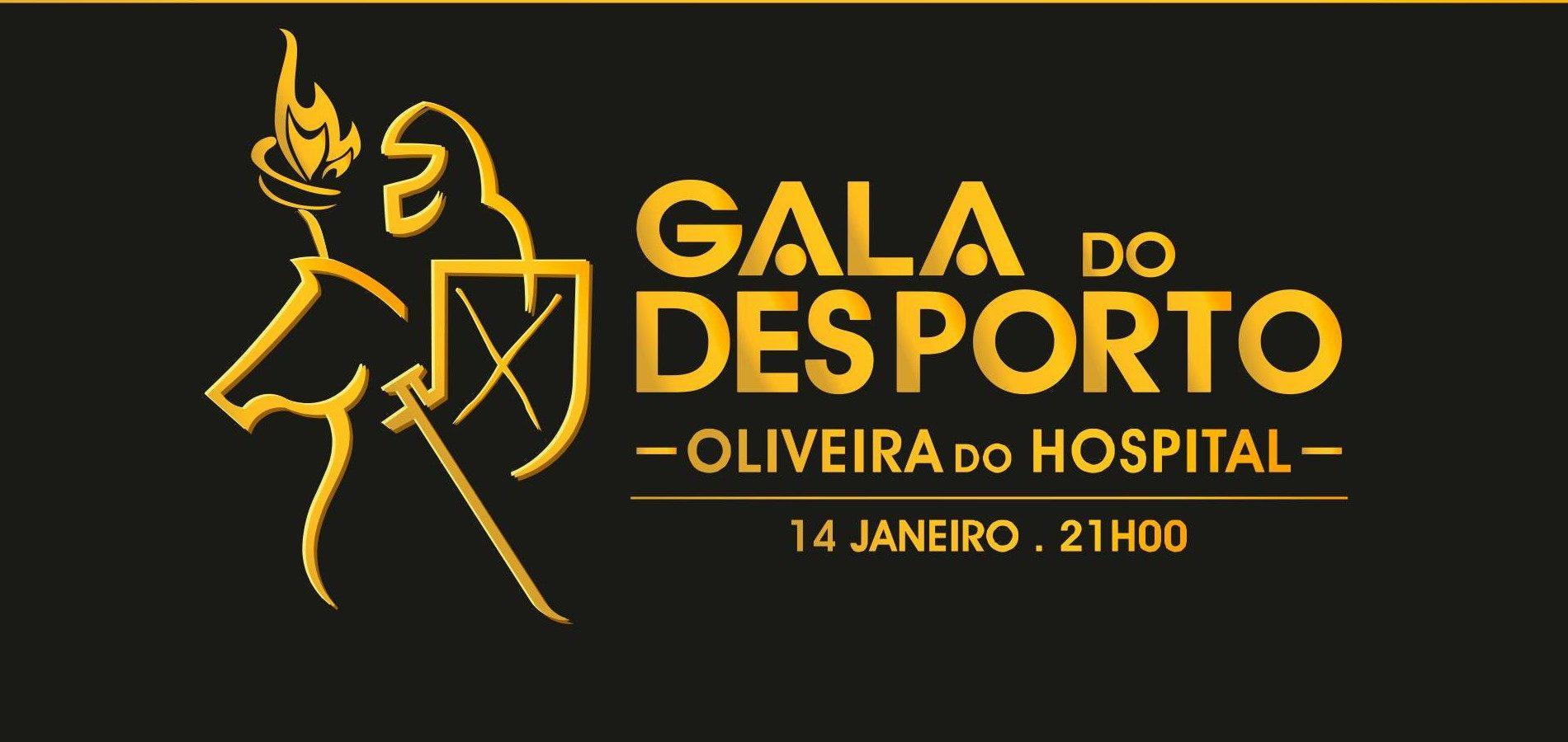 Gala do Desporto este sábado depois das 21h00