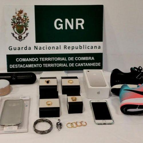 GNR deteve duas mulheres por furto em interior de residência
