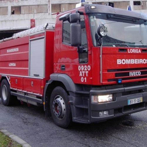 Incêndio em habitação desalojou três pessoas em Loriga