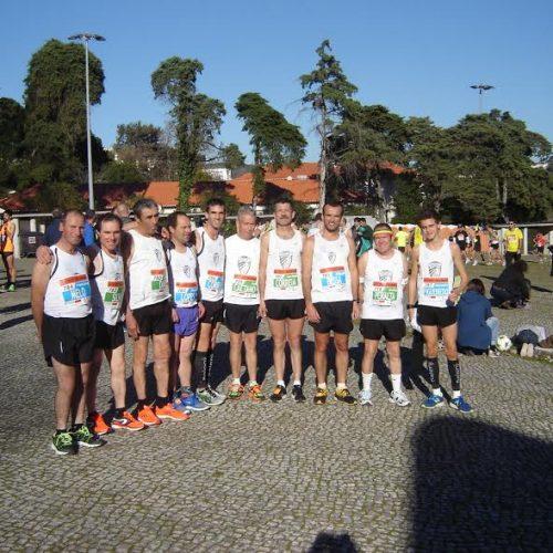 Maratona Clube Vila Chã com boa prestação no Campeonato Nacional de estrada no Jamor