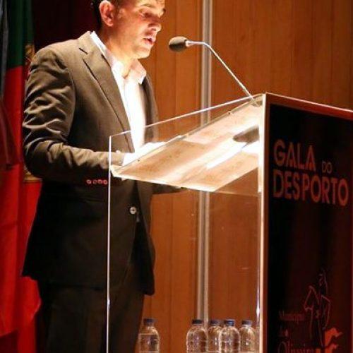 """Nuno Ribeiro, vereador do desporto da CMOH, em entrevista ao programa """"Minuto 91"""""""