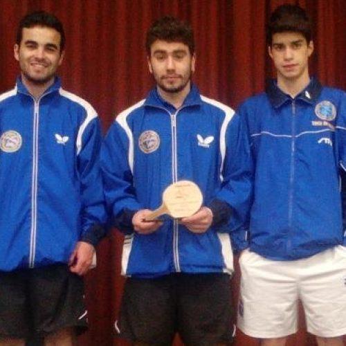CCPOH em 3º lugar no campeonato distrital de sub-21 da ATM Coimbra