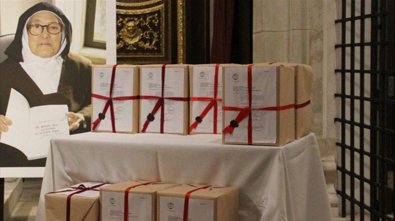 Diocese de Coimbra envia processo de canonização de Lúcia para o papa