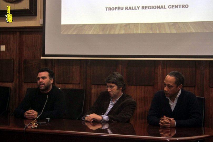 Está apresentado o Troféu Rally Regional Centro (TRRC) 2017,que conta já na sua sexta edição.