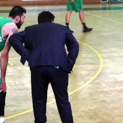"""Sampaense vence Eléctrico Ponte de Sôr por 91-78, após """"grito do ipiranga"""" nos balneários ao intervalo."""