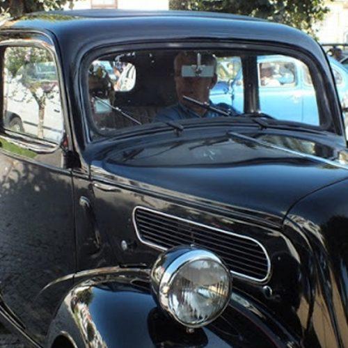 Passeio de Automóveis Antigos e Clássicos na Feira do Queijo de Oliveira do Hospital