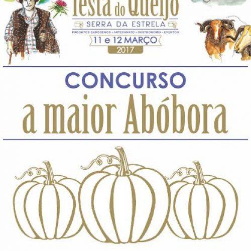 """Concurso """"A Maior Abóbora"""" promovido na Festa do  Queijo Serra da Estrela de Oliveira do Hospital"""