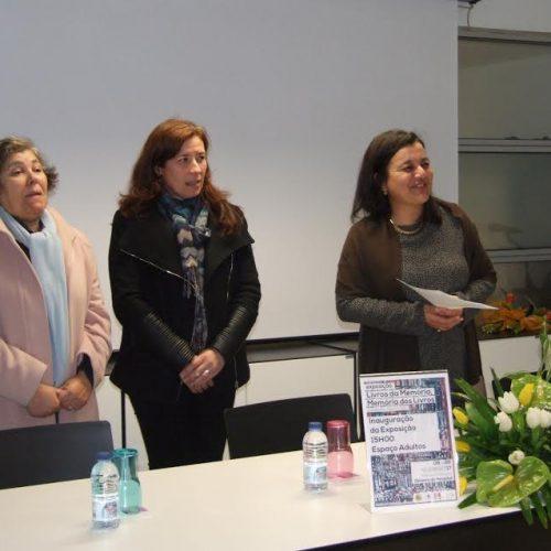 """Biblioteca Municipal recebe exposição  """"Livros da Memória, Memória dos Livros"""""""
