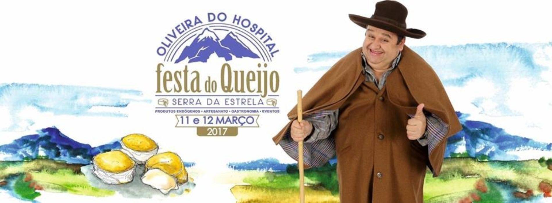 Feira do Queijo de Oliveira do Hospital com ação promocional no palácio do Gelo, em Viseu